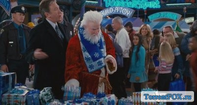 Санта Клаус 3: Хозяин полюса / The Santa Clause 3: The Escape Clause (2006)