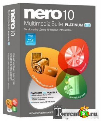 Nero Multimedia Suite Platinum HD 10.6.1