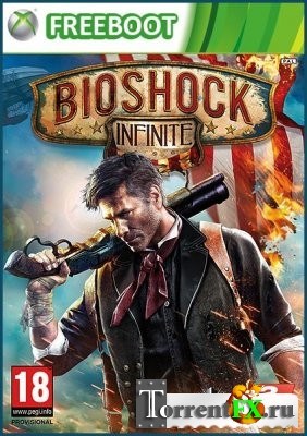 BioShock: Infinite [Complete Edition] [RUSSOUND] (2013) XBOX360