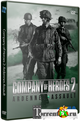 Company of Heroes 2: Ardennes Assault [v 3.0.0.16337] (2014) PC | RePack от xatab