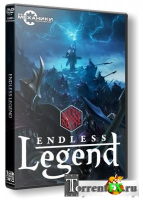 Endless Legend [v 1.0.21] (2014) PC | RePack от R.G. Механики