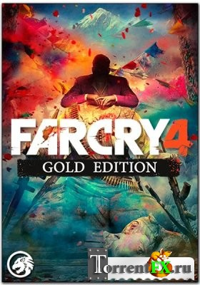 Far Cry 4 - Gold Edition [v. 1.4.0] (2014) PC | Steam-Rip от R.G. Игроманы